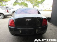 Bentley Continental Flying Spur Left quarter panel