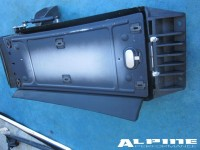 Bentley GT rear center armrest / center console