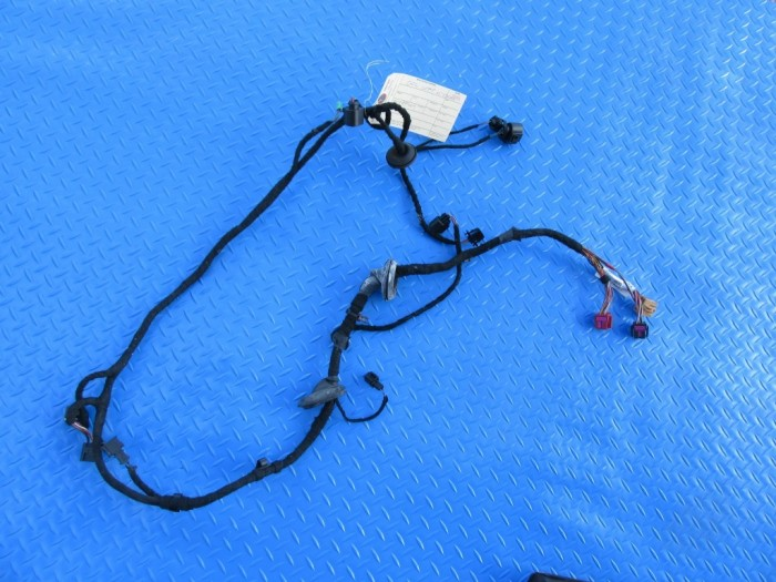 Bentley Continental Gtc left door wire harness #5655