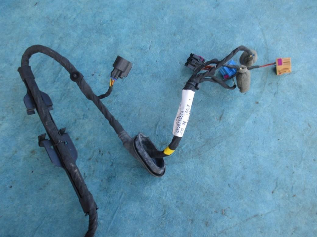 Sale  Oem Factory Bentley Flying Spur Left Rear Door Wire Harness  2356