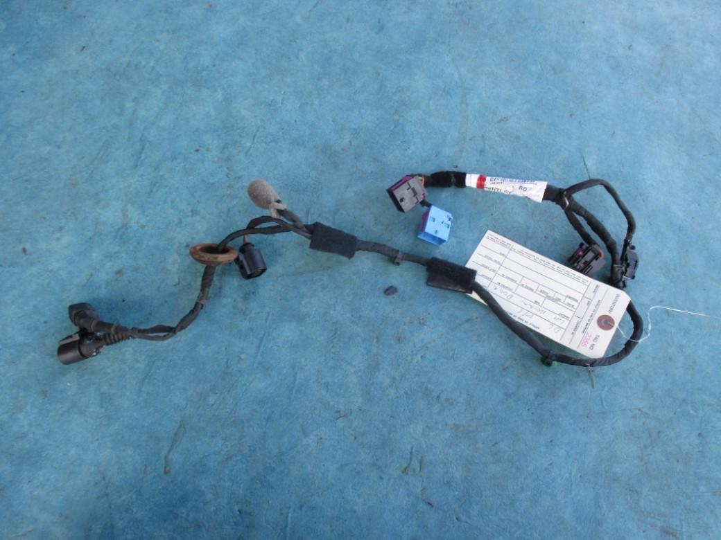 Sale  Oem Factory Bentley Flying Spur Left Rear Door Wire Harness  2355