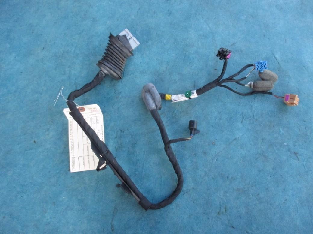 Sale  Oem Factory Bentley Flying Spur Left Rear Door Wire Harness  2351