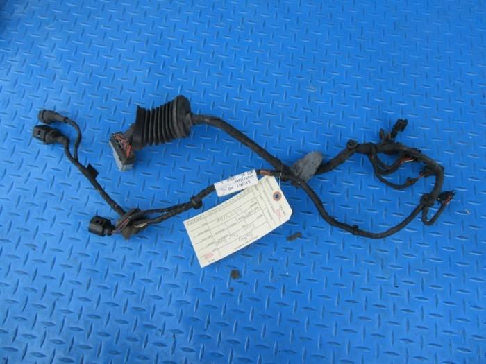 Bentley Continental Flying Spur left front door harness #6228