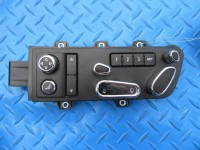 Bentley Flying Spur seat adjustment switch #5628