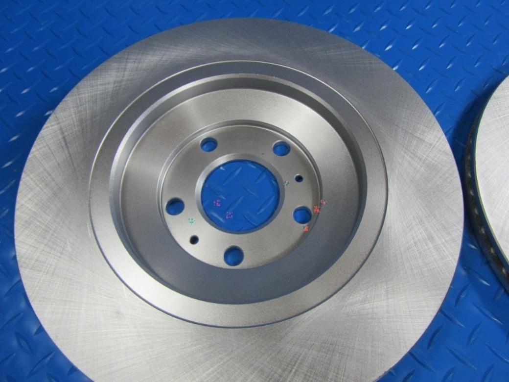 Bentley Continental Gt GTc Flying Spur rear brake rotors ...