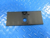 Bentley Continental Gt Gtc Flying Spur right hand drive shifter dust cover #5823