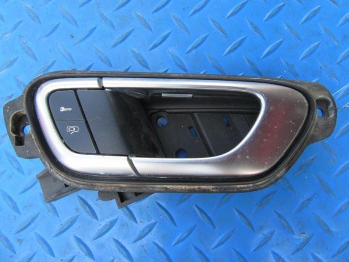 Bentley Flying Spur left rear inside door handle #6425