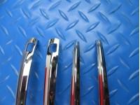 Bentley Continental Gt Gtc Flying Spur door handle trim Oem 4pcs #7765