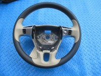 Bentley Continental Gt Gtc Flying Spur steering wheel navy blue #5167