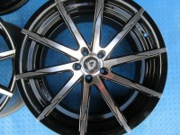 "20"" Bentley Flying Spur GT GTC Mercees S550 S class Lexani CSS staggered wheels rims set #7920"